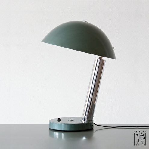 50s table lamp