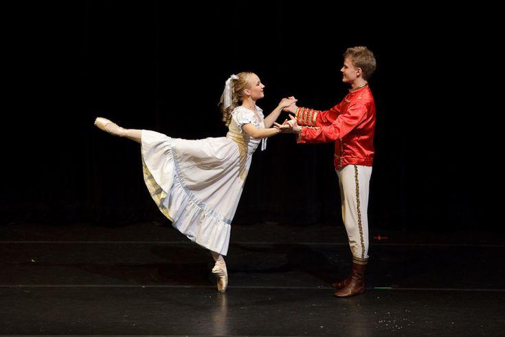 ballerinas dancing nutcracker - photo #25