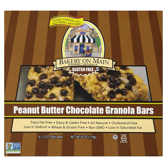 Bakery On Main Peanut Butter Chocolate Granola Bar