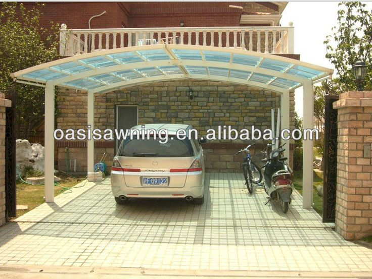 Easy To Assemble Outdoor Aluminum Carport Buy Used