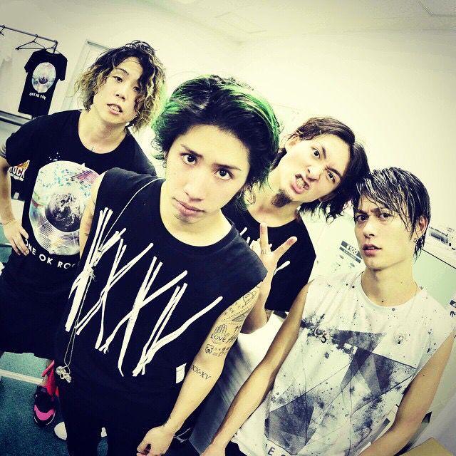 ONE OK ROCK 20150509 35xxxvtour in sizuoka