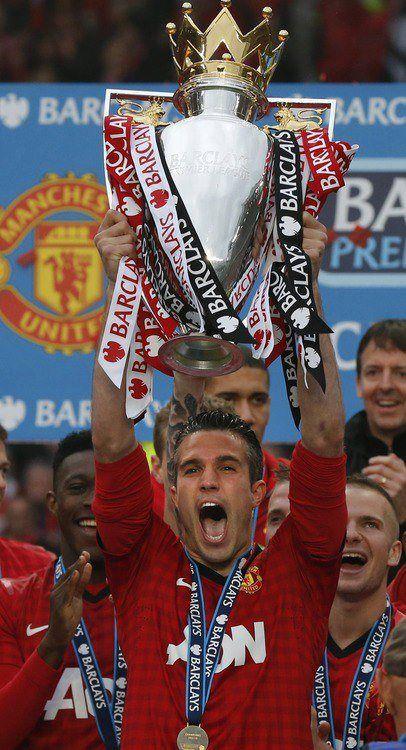 English Premier League champions 2013, Manchester United