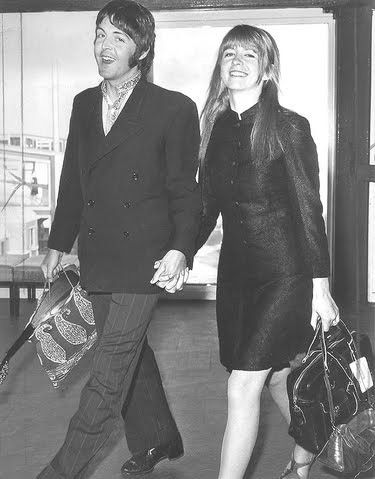 Paul McCartney - before there was Linda there was Jane Asher