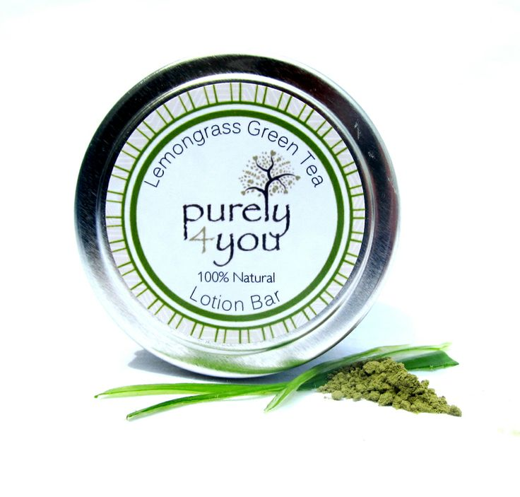 Lemongrass Green Tea Lotion Bar is invigorating and fresh!  It is the ideal choice for those who love citrus flavours! Ingredients: Unrefined Shea Butter, Olive Oil, Beeswax, Lemongrass Essential Oil and Green Tea Extract 1.6 oz - $7.50 1.0 oz - $7.00