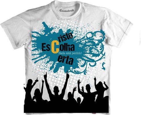 Promoção Camiseta gospel                                                                                                                                                                                 Mais                                                                                                                                                                                 Mais