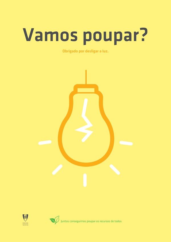 Campanha Poupança Energética IST