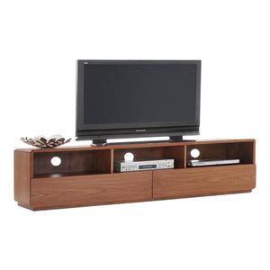 vig furniture modrest jett modern walnut tv stand centers and tv stands