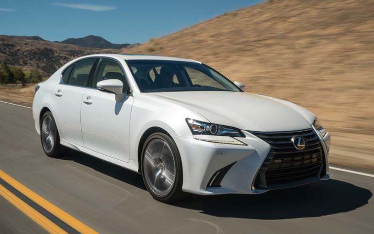 2018 Lexus GS 350 overview