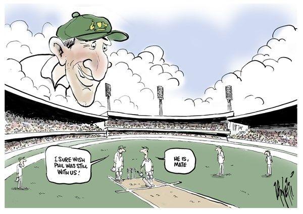 156850 600 Vale Phillip Hughes Cricketer cartoons