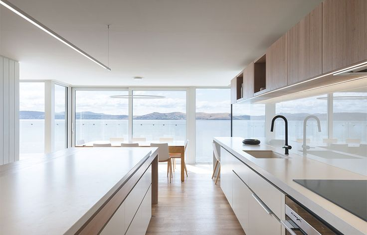 Tactility meets the organic at the Riverview House