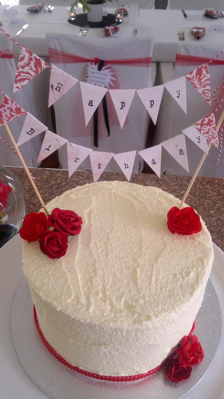Cake inspired by http://www.raspberricupcakes.com/2011/11/purple-ombre-sprinkle-cake.html