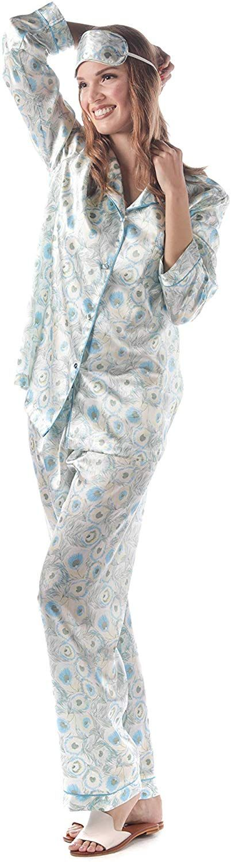 Silk Pajamas For Women Luxury Mulberry Silk Pajamas Set