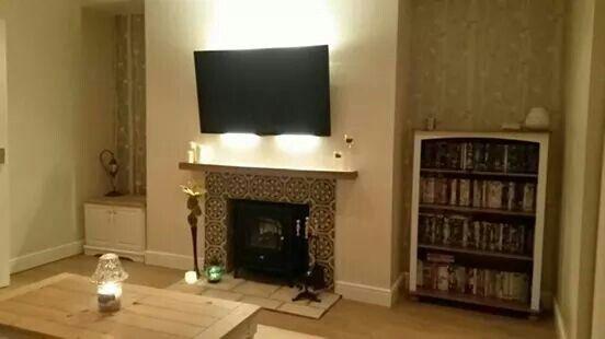 Living room January 2014