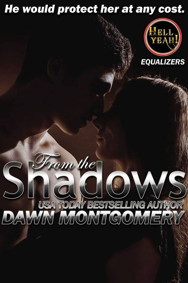 """Hell Yeah!: From the Shadows for $1.99  Dawn Montgomery http://amzn.to/2shhw9r #hellyeahkw  A brand new Equalizer novella in Sable Hunter's Hell Yeah! KindleWorlds universe!   Gordon """"Mac"""" McKay's first mission with the Equalizers is as dangerous and exciting as he expected. A relative of Marisol has gone missing, and the Equalizers need to rescue her before an old enemy shatters everything they've worked hard for.   The mission should have been easy, but Mac didn't count on Destiny Miller…"""