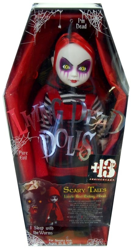 Little Red Riding Hood -Living Dead Doll
