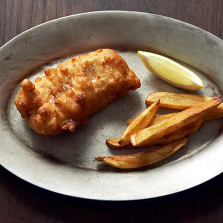 It's National #IPA Day! Try this IPA battered #fish and chips!
