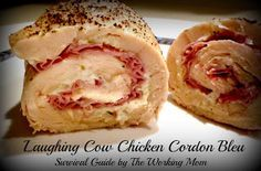 Laughing Cow Chicken Cordon Bleu