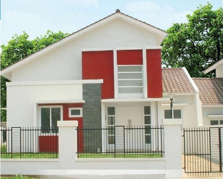 Model Rumah Sederhana Tapi Kelihatan Mewah Modern