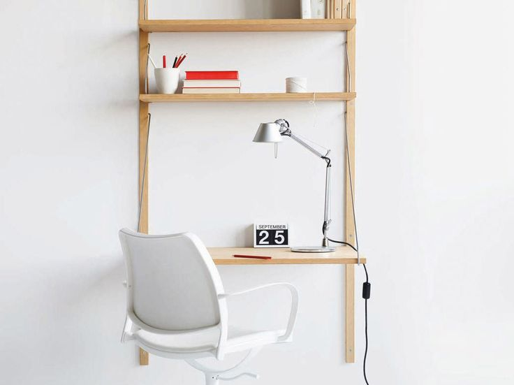 Make your own home office with STUA Gas swivel chair. GAS: www.stua.com/design/gas-swivel