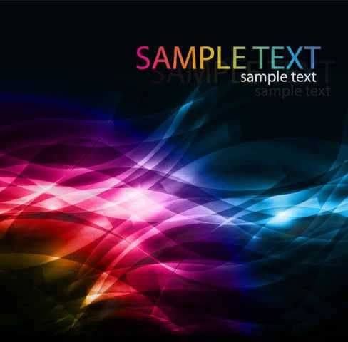 Free Abstract Colorful Background - FREE
