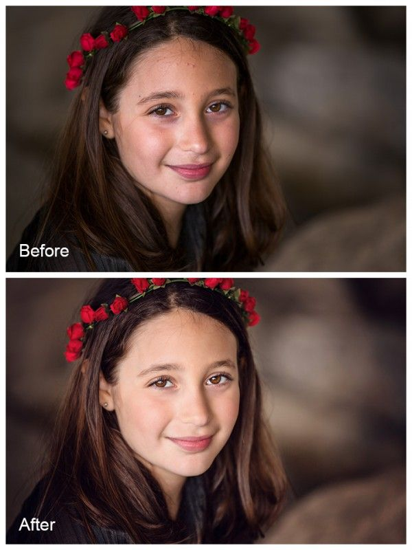 Retouching 101: Learn Basic Photoshop Retouching in Minutes - MCP Photography Blog