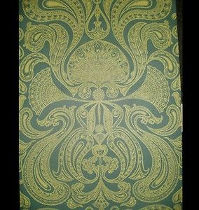 Cole And Son SPECIAL Edition Malabar Wallpaper Green   eBay