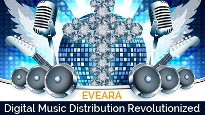 EVEARA The Future Of Music Distribution. The most innovative decentralized digital music distribution solution ever. www.eveara.com