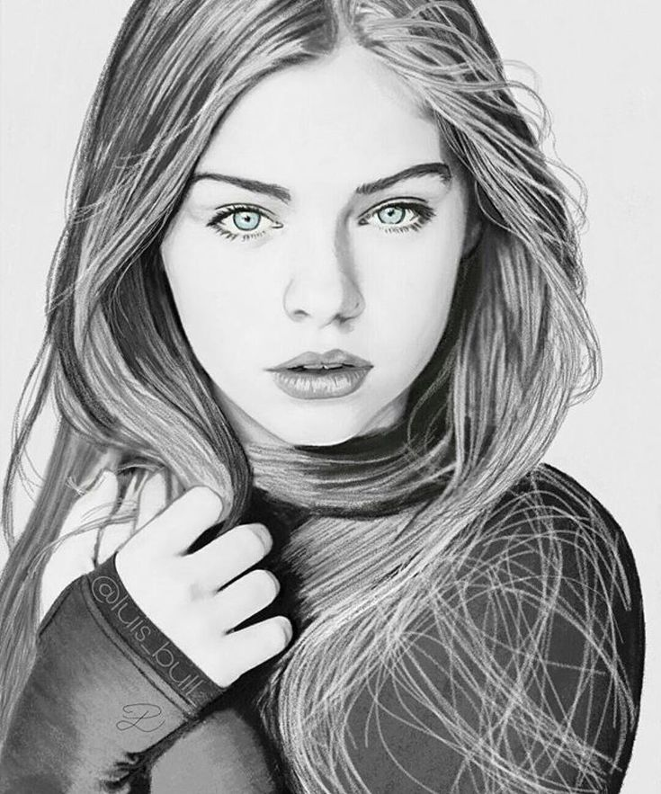 Beautiful Makeup Pretty Girl Drawings: WANT A FEATURE ? CLICK LINK IN MY PROFILE !!! Tag