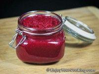 Horseradish and Beets Relish Recipe