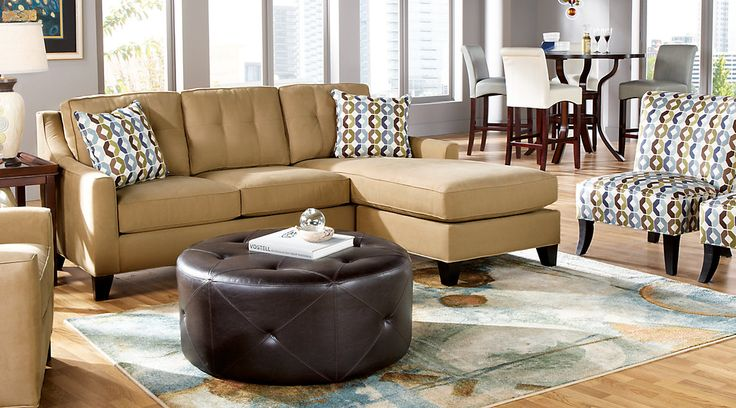 Find Living Room Sets that will look great in your home and complement the rest of your furniture.#iSofa #roomstogo