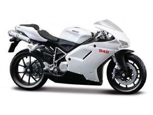maisto 118 ducati 848 motorcycle bike diecast model toy new in box - Categoria: Avisos Clasificados Gratis  Item Condition: New MAISTO 1:18 Ducati 848 MOTORCYCLE BIKE DIECAST MODEL TOY NEW IN BOXPrice: US 14.98See Details