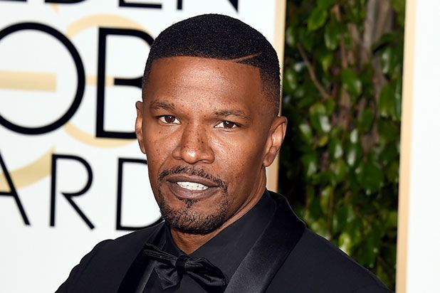 """Jamie Foxx has been tapped as the host and executive producer of the new Fox game show """"Beat Shazam,"""" which will air this summer"""