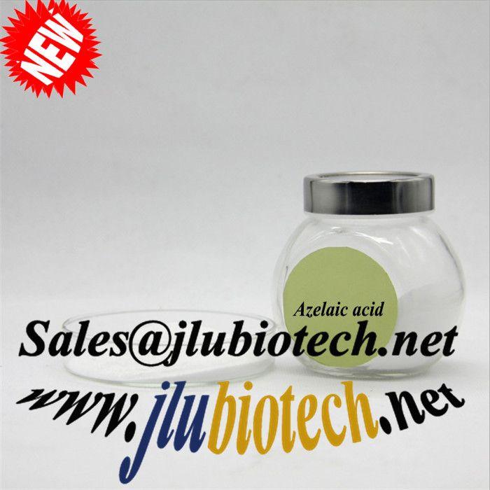 Azelaic acid Powder  sales@jlubiotech.net
