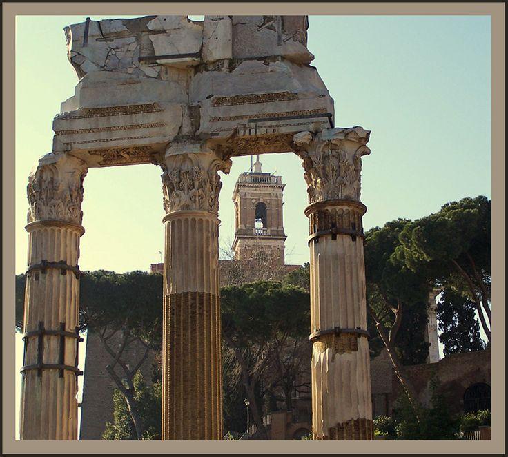 Caesar's Forum - Rome
