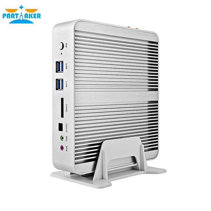 5th Gen CPU #Broadwell Intel Core i5 5257u HD 6100 Fanless Barebone #MiniPC Windows 10 Linux #HTPC Server 2 Lan WiFi HDMI Hard Drive Capacity : 250GB Processor Main Frequency : 2.7GHz Use : Commercial Memory Capacity : ≥ 4GB Processor Brand : Intel Type : Mini Desktop Model Number : PA06 & PA09 Processor Model : i5 5200U I5 5250U I5 5257U Feature : Fanless System 0.00 dB