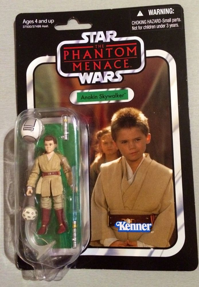 Star Wars - The Phantom Menace - Anakin Skywalker - Vintage Collection