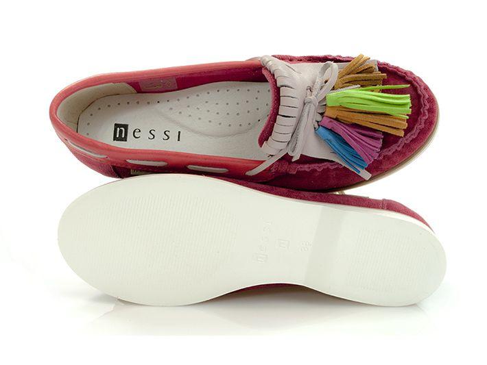 mokasyny Nessi 17127   Sklep z obuwiem - MACRIS