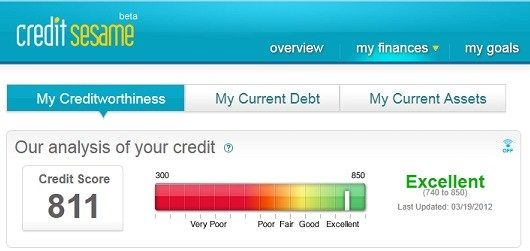 FREE Credit Score: NO Credit Card Required! #free #credit #score #instantly http://credits.remmont.com/free-credit-score-no-credit-card-required-free-credit-score-instantly/  #free credit score no credit card required # FREE Credit Score: NO Credit Card Required! May 15, 2012 I just got an e-mail from Credit Sesame that my free monthly credit score is ready! As many of you know, I…  Read moreThe post FREE Credit Score: NO Credit Card Required! #free #credit #score #instantly appeared first…