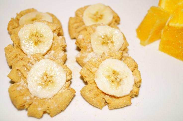 (Raw or Baked) Tahini-Orange Cookies