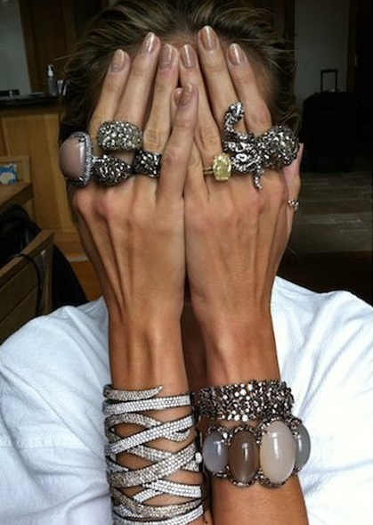 Screen Shot 2012-05-19 at 15.46.03: Bling, Arm Candy, Wraps Bracelets, Style, Jewellery, Rings, Jewelry, Jewels, Arm Parties