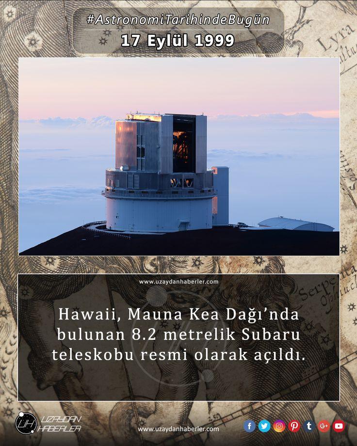 Astronomi Tarihinde Bugün 17 Eylül Detaylar için görsele tıklayınız