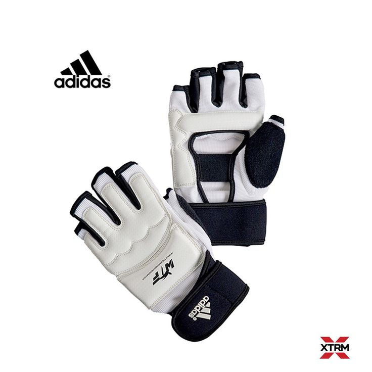 Gloves - Martial Arts 97042: New Adidas Tkd Hand Protector Gloves Wtf Approved Mma Taekwondo Sparring Gear -> BUY IT NOW ONLY: $39.35 on eBay!