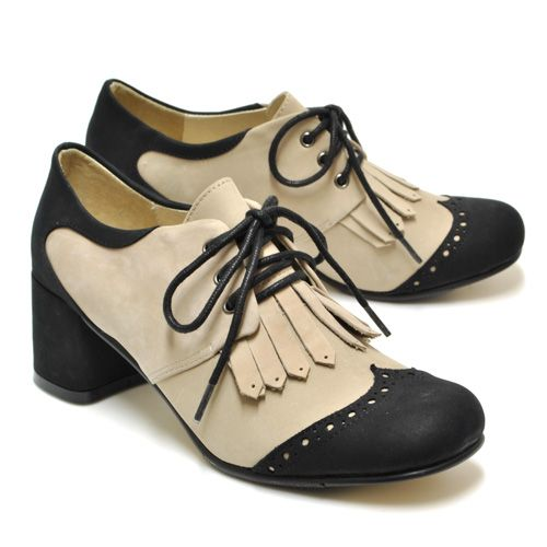 All Black Spectator :: Women's Shoes :: SALE :: Imelda's Shoes and Louie's Shoes for Men