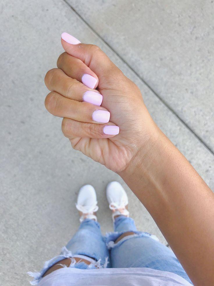 SNS # 158 Meine erste Liebe #beautifulshortnailsdesign – Nägel