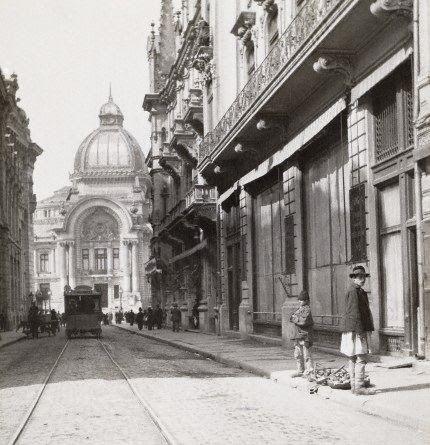 Turist în București: București - Centrul Vechi