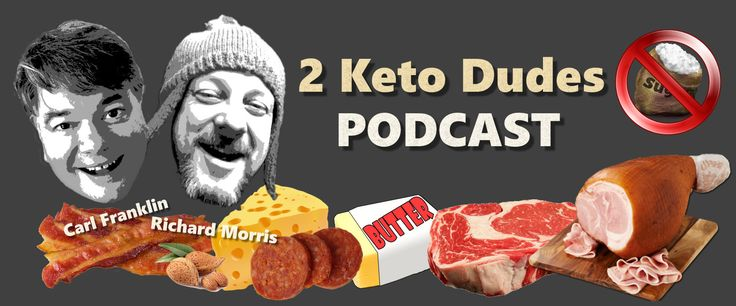 2 Keto Dudes - Episode #84 - The Obesity Code Podcast Pilot with Dr. Jason Fung and Megan Ramos