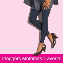 Preggers Maternity Compression & Support Hose offers fashionable & comfortable support while increasing circulation & preventing swelling! Look and feel great in Preggers!