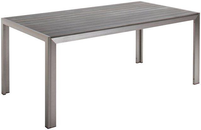 Best Gartentisch Seattle Aluminium Lxb 180x90 Cm Online