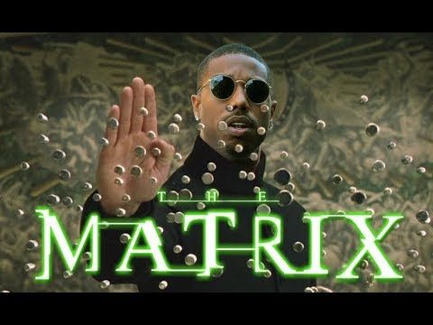 Matrix  4: Rebooted Trailer-  Michael B. Jordan Sci-Fi Action Movie  HD ...