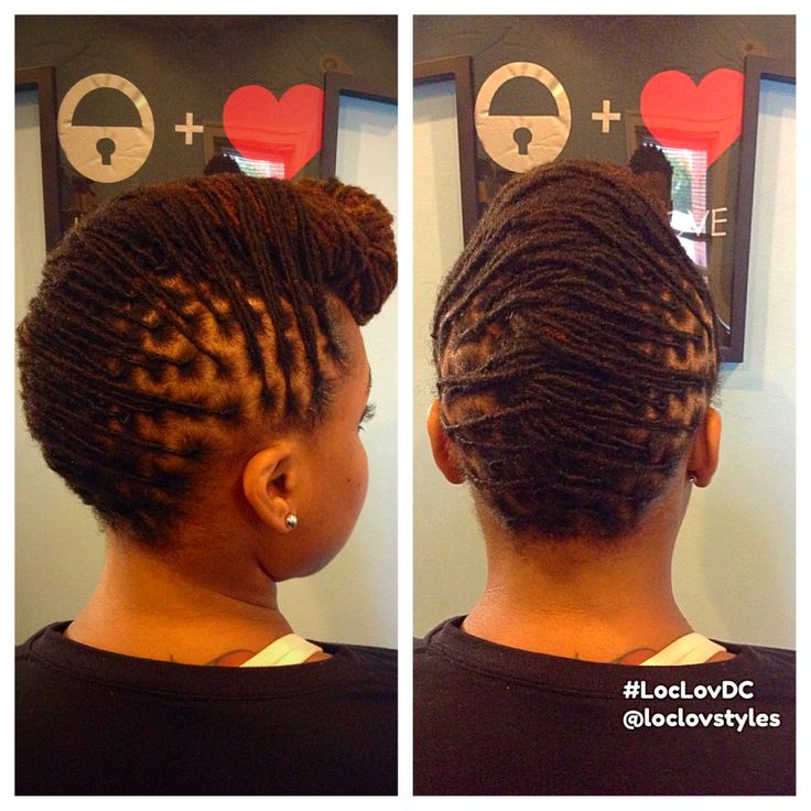 Pin By Loc Lov Styles Natural Amp Loc D Hair On We Can
